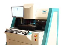 Customized microscope for fully automatic laser mark measurement on wafer